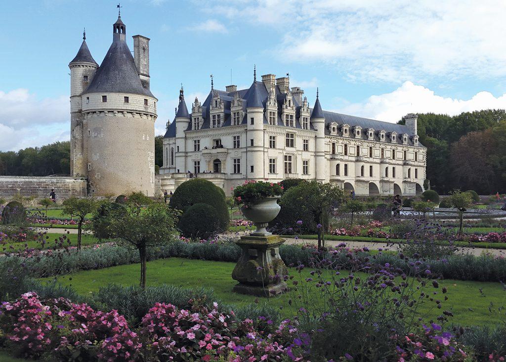 Chenonceau Castle, Loire Valley