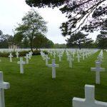 Omaha Beach, WWII American cemetery